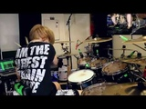 After The Burial - Lost In The Static - Drum Cover By Adam Bj