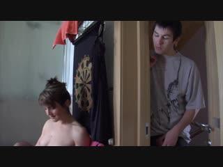 Студент насаживает на член мачеху [порно, русское порно, секс, инцест, мамки, ебля, лесби]