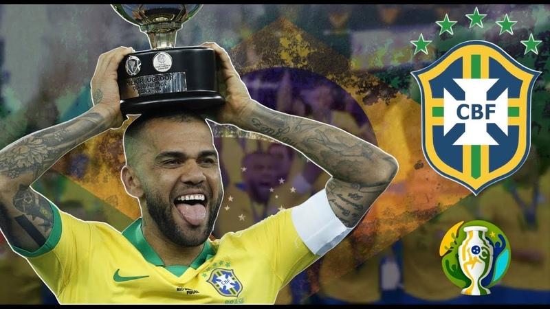 Dani Alves   Copa America MVP Analysis