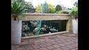 Subhanallah Indahnya Kolam Koi dengan Jendela Kaca (Koi Pond With Window)