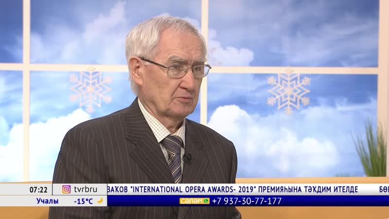 студия ҡунағы офтальмолог Марат Аҙнабаев