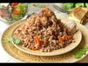 Домашние видео-рецепты - гречка с куриным филе в мультиварке