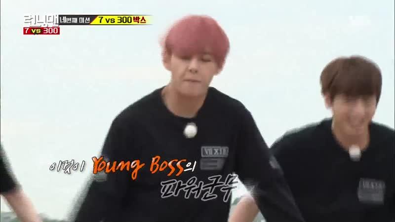 Kim Jong Guk, challenges BTS prefect choreography! 《Running Man》런닝맨 EP432