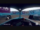 Виртуальный гид по трассе Формулы Е в Саудовской Аравии