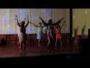 Танец девочек вожатых