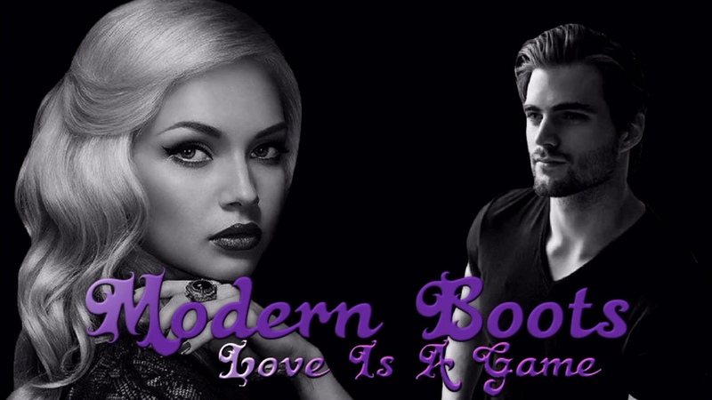 Modern Boots Love Is A Game Extended Power Remix İtalo Disco