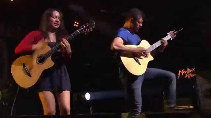 Rodrigo y Gabriela, Tamacun, Live