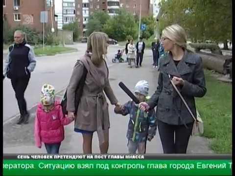 Отсутствие пешеходных переходов заставляет жителей Ленинского района бросаться под машины