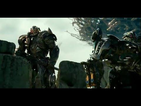 Transformers 5: O Ultimo Cavaleiro - Militares Vs Decepticons - Dublado Em HD!