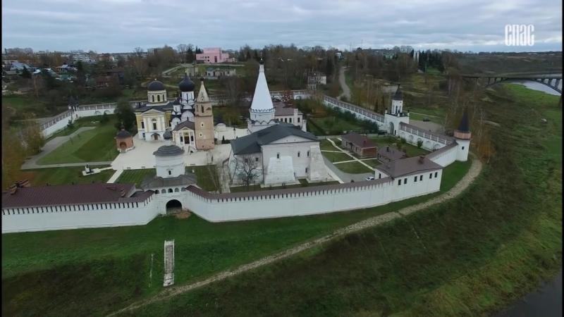 Старицкий Свято-Успенский мужской монастырь.