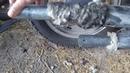 Lifan LF250-4 (Korsar 250) Самодельный Прямоток из ваты
