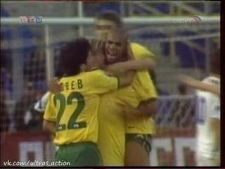 Лучшие голы 12 тура чемпионата России по футболу-2007