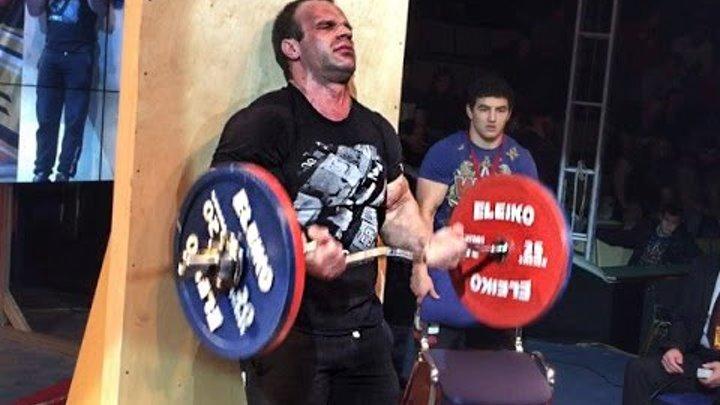 Denis Cyplenkov 103, 108, 113 KG World Record BICEPS CURL (Денис Цыпленков)