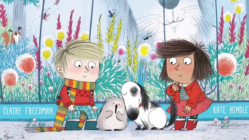 The Lost Penguin Claire Freedman Kate Hindley picture book trailer