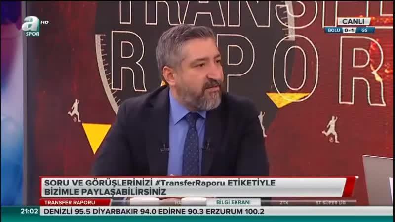 Beşiktaş Transfer Raporu Serdar Sarıdağ Evren Turhan Yorumları