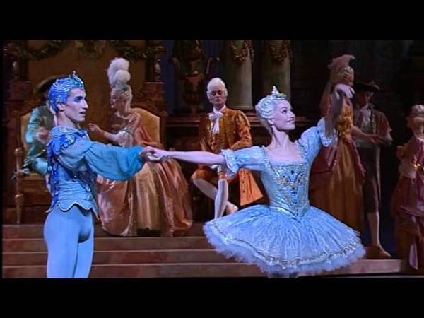 Tchaikovsky Sleeping Beauty 17 Act III Bluebird and Princess Florina
