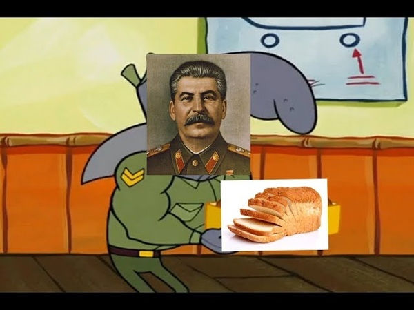 Spongebob History - Holodomor and the Soviet Famine of 1932–33