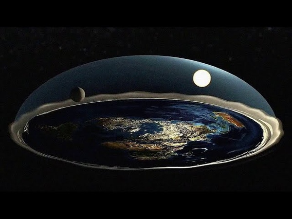Плоская Земля! Полное описание структуры плоской Земли! Часть 1