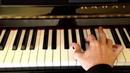 Beyoncé - Haunted piano tutorial