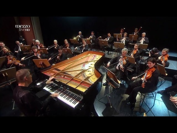 Christian Zacharias - Beethoven: Piano Concerto № 2 (Salle Métropole - Lausanne, 2012)
