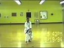 Matsubayashi Shorin Ryu Okinawa Karate Do - Last 8 of 18 Kata. Sensei Katherine Loukopoulos