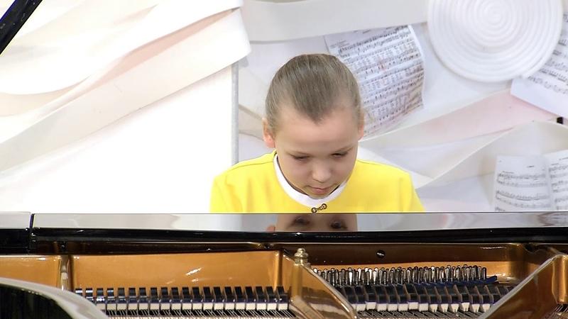 Маргарита Вершинина -Н.Парфенов Лесная фиалка