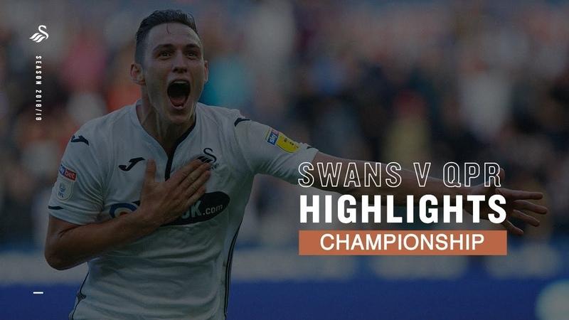 Highlights Swansea City 3 - 0 QPR