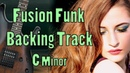 Fusion Funk Backing Track C Minor Spring Is Coming!