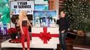 Gwen Stefani Ellen Unveil Incredible Electronics for Day 7 of 12 Days!