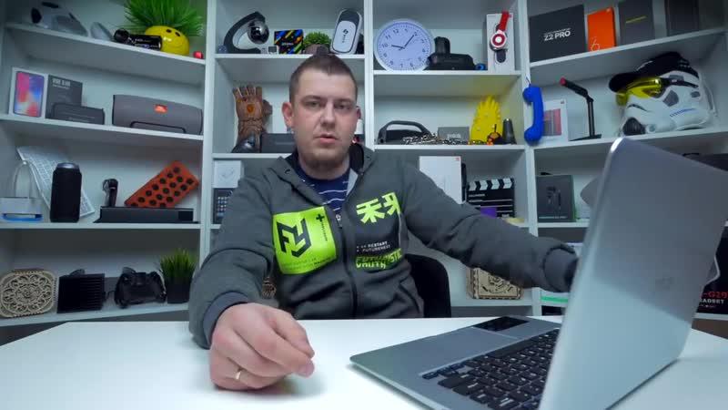 РасПаковка ДваПаковка Ноутбук за 7000 рублей с Пандао Проверка рекламы Pandao