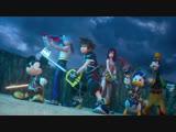 Kingdom Hearts III Opening x Hikaru Utada &amp Skrillex - Face My Fears