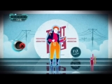 Just Dance 3 Tightrope - Janelle Monae