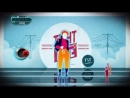 Just Dance 3 Tightrope Janelle Monae