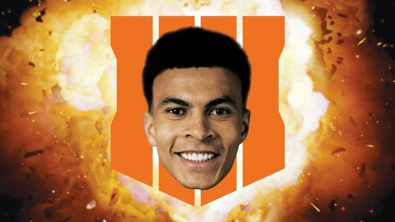 Call of Duty®: Black Ops 4 Official - Dele Alli CODNation