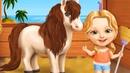 Fun Girl Care Kids Game - Sweet Baby Girl Summer Fun 2 - Makeover Hair Salon Dress Up Games
