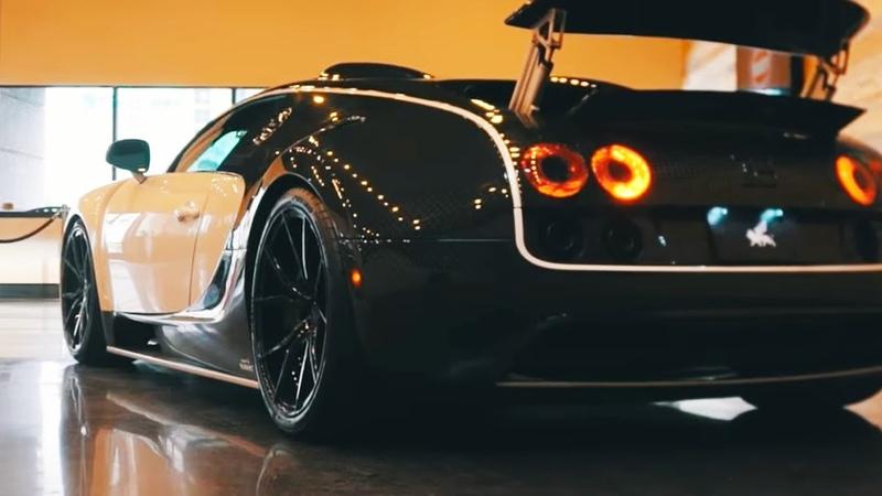 $2.5M Bugatti Veyron Mansory Vivere