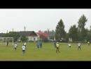 Гол который положил начало сегодняшней победе ФК Полоцкгаз над Миорами