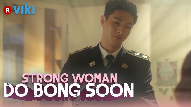 Strong Woman Do Bong Soon EP 4 Park Hyung Sik Grabs Ji Soo's Butt Eng Sub