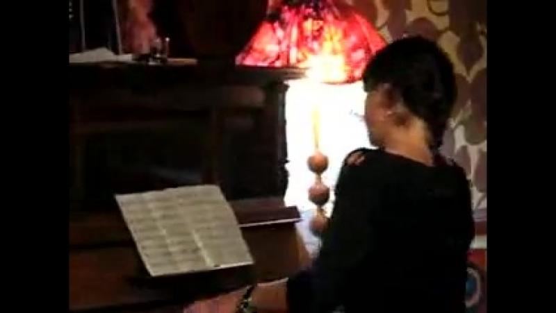 FIESTA VIVA CUBA! ГАЛАР КАМПОТ Марта Руис,Света Загорская - Besame Mucho