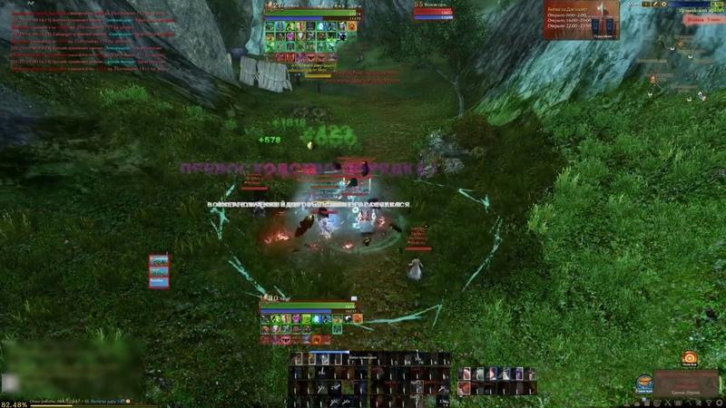 ArcheAge 5 1 Мелисара PvP тяж=баланс healer