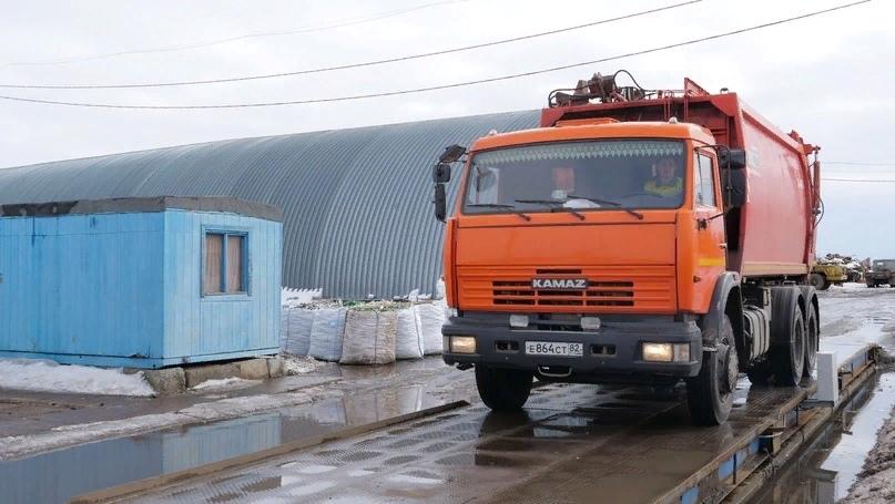 В Курске «Экопол» завтра начнёт вывозить мусор
