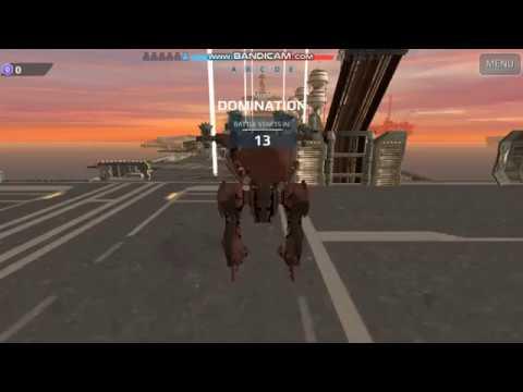 War Robots Test Server 4.7.0 New robot: Ao Qin