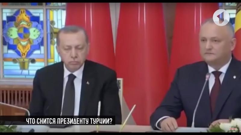 Что снится президенту Турции Колыбельная для Эрдогана