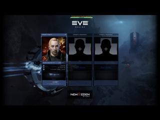 [RU] EVE Online. Alpha 2018 #013 Заперты в Червоточине