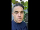 IG Live Robbie Williams 21102018