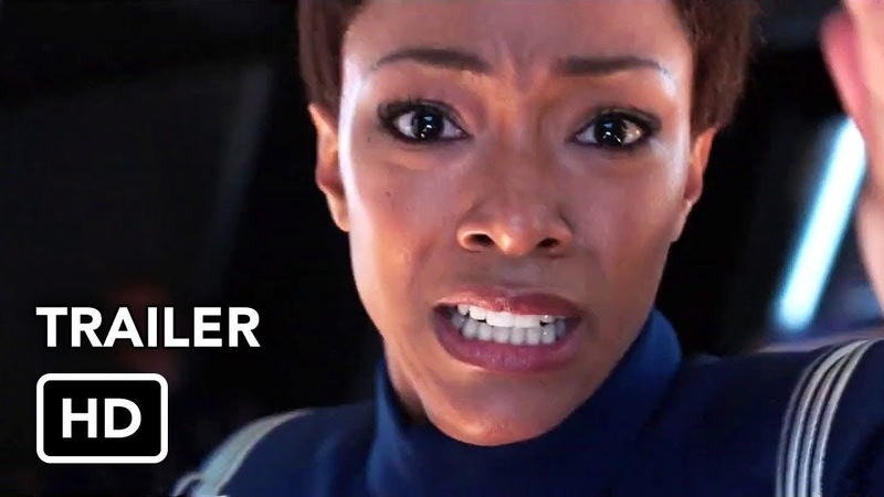STAR TREK: DISCOVERY Season 2 Official Trailer 2 [HD] Sonequa Martin-Green, Doug Jones,
