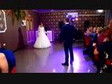Первый танец молодых. Банкет Иван и Анастасия