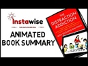 🔴 The Distraction Addiction by Alex Soojung-Kim Pang 📚 Animated Book Summary