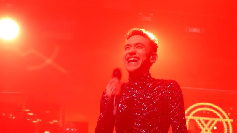 Years Years - Karma (live in Saint Petersburg) - 17.02.19