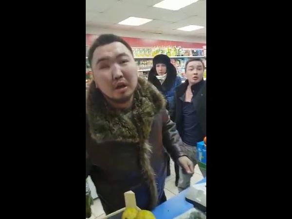 В Якутии возобновились массовые погромы против мигрантов 18